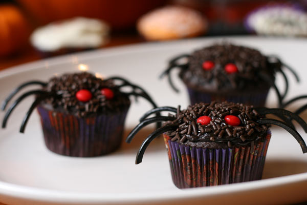 Halloween Spider Cupcakes  Frikkin Awesome Halloween Cupcakes – Frikkin Awesome