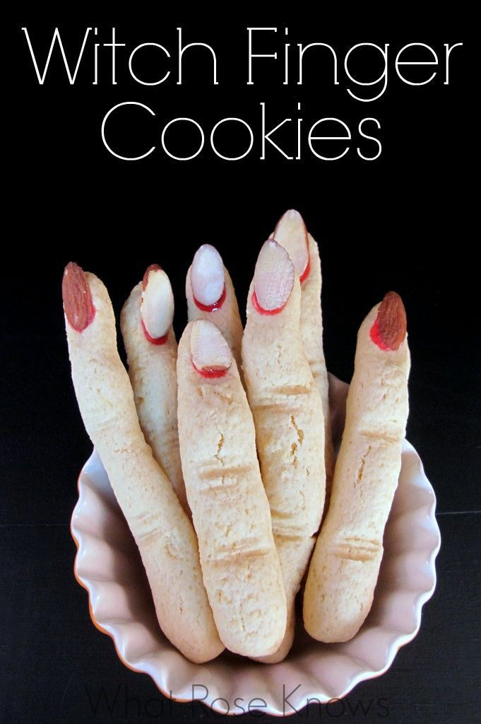 Halloween Sugar Cookies Fingers  The 25 best Halloween finger cookies ideas on Pinterest