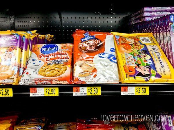 Halloween Sugar Cookies Walmart  halloween cookie ideas decorating beautiful pillsbury