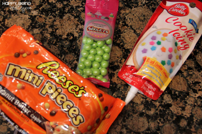 Halloween Sugar Cookies Walmart  Costco Panda Express and Easy Halloween Monster Cookies