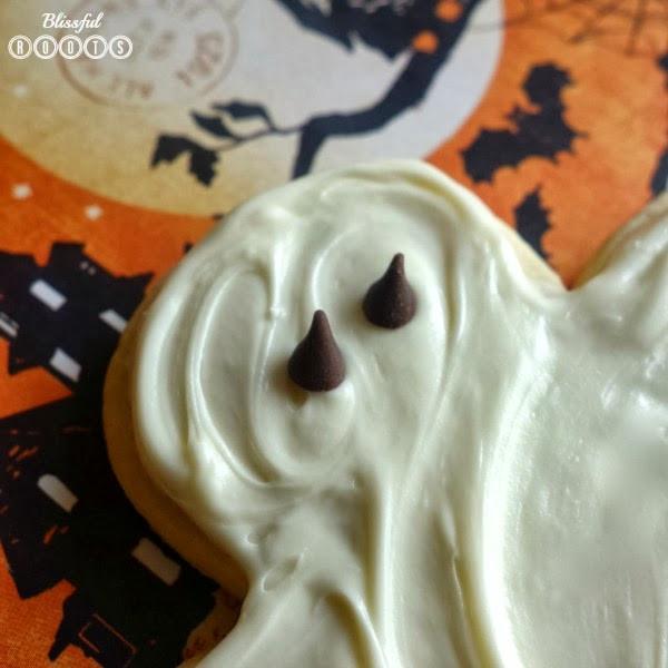 Halloween Sugar Cookies Walmart  BLISSFUL ROOTS Ghost Sugar Cookies