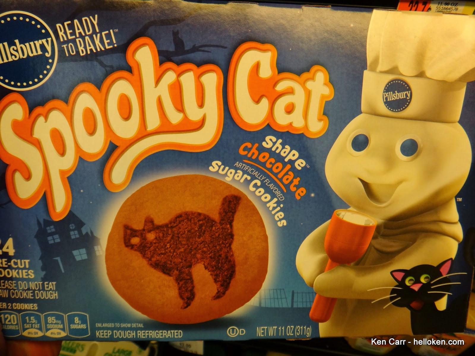Halloween Sugar Cookies Walmart  Ken Carr Blog Baja chicken quesadilla and pumpkin pumpkin