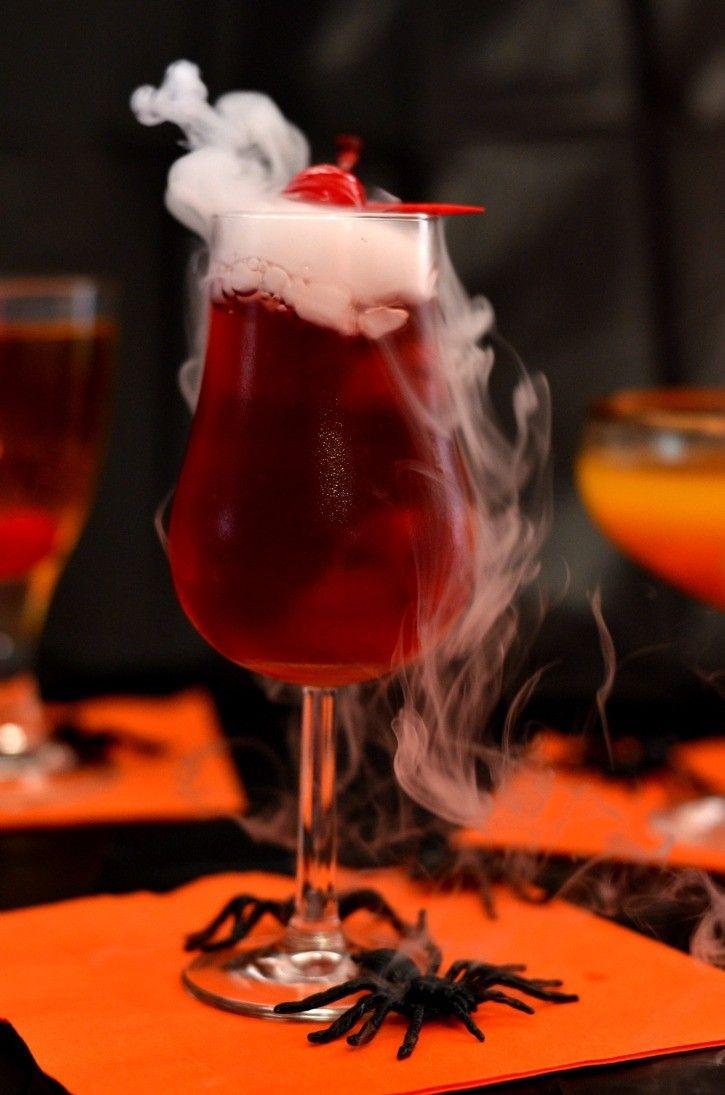 Halloween Themed Alcoholic Drinks  Best 25 Halloween drinks ideas on Pinterest
