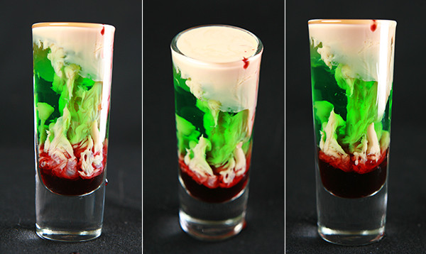 Halloween Themed Drinks  50 Reasons To Most Definitely Have A Halloween Wedding