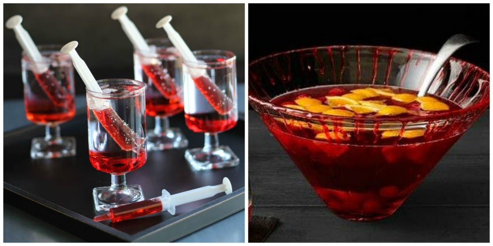 Halloween Themed Drinks  HALLOWEEN Planning a Burlesque Halloween Party – Fizzy