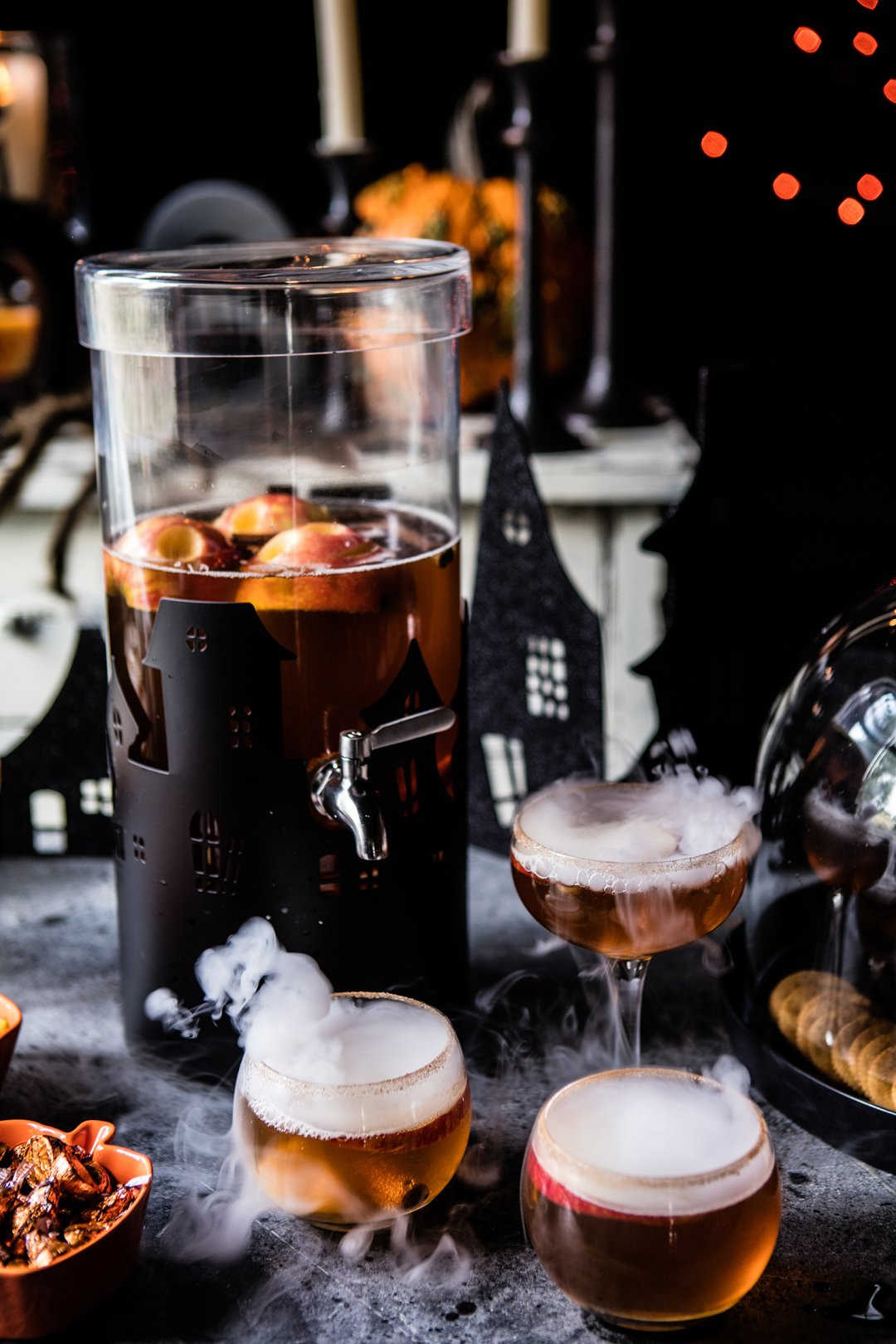 Halloween Themed Drinks  How to Throw a Halloween Party