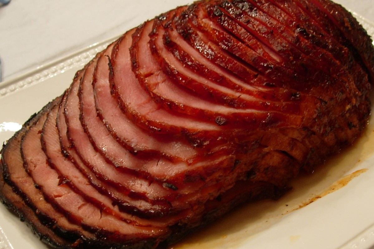 Ham Recipes For Thanksgiving  Slow Cooker Ham KitchMe