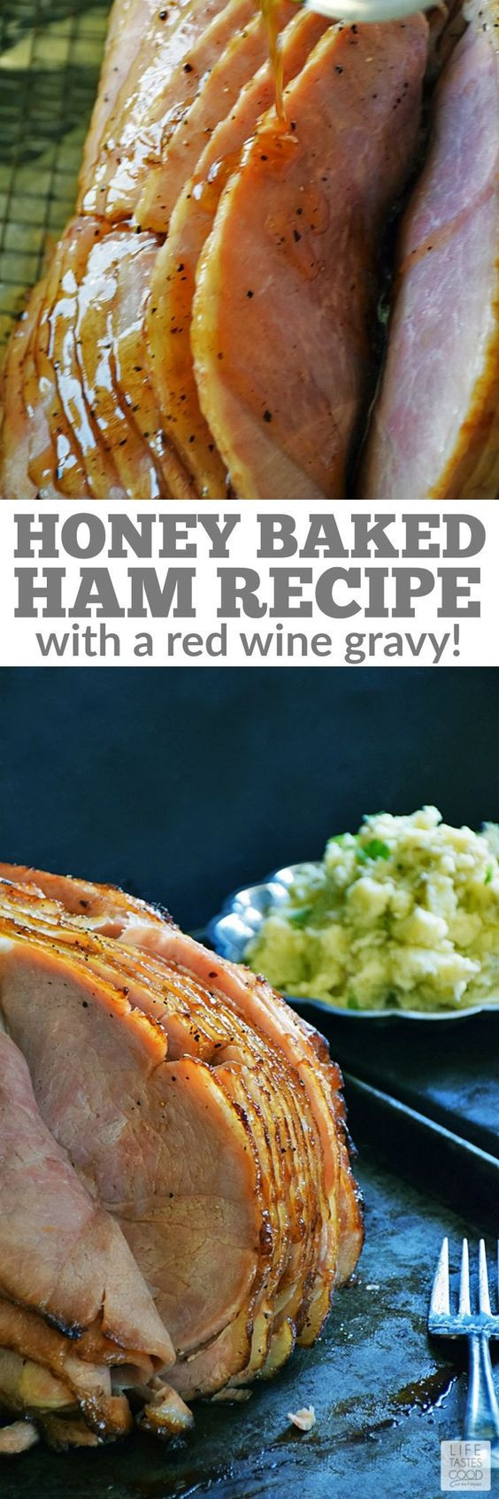 Ham Recipes For Thanksgiving  Honey Baked Ham Recipe