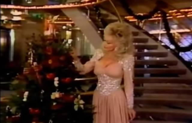 "Hard Candy Christmas By Dolly Pardon  Dolly Parton's ""Hard Candy Christmas"" Is the Real as Hell"