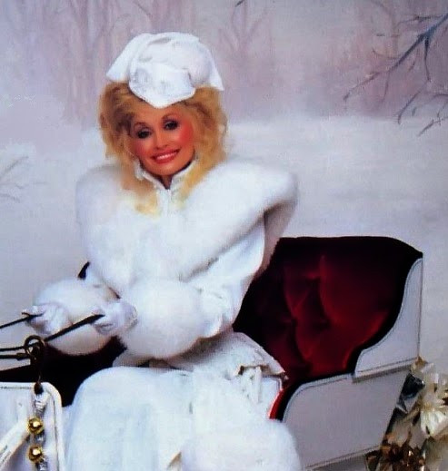 Hard Candy Christmas Dolly Parton  off my dress December 2014
