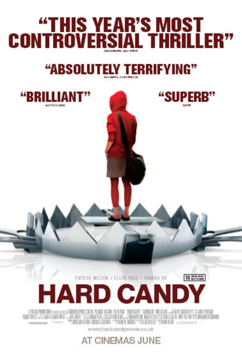 Hard Candy Christmas Movie  Hard Candy Poster