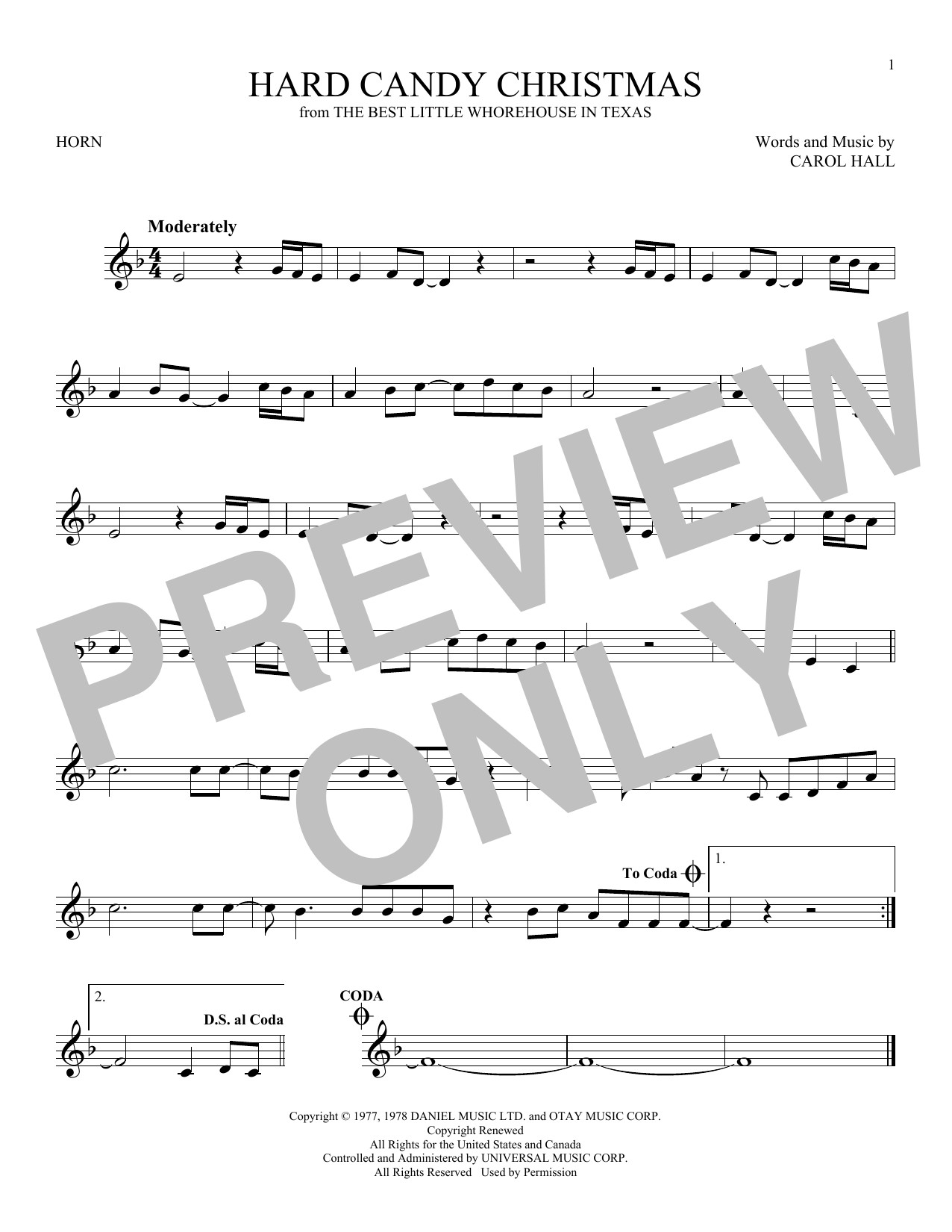 Hard Candy Christmas Song  Hard Candy Christmas sheet music by Dolly Parton French