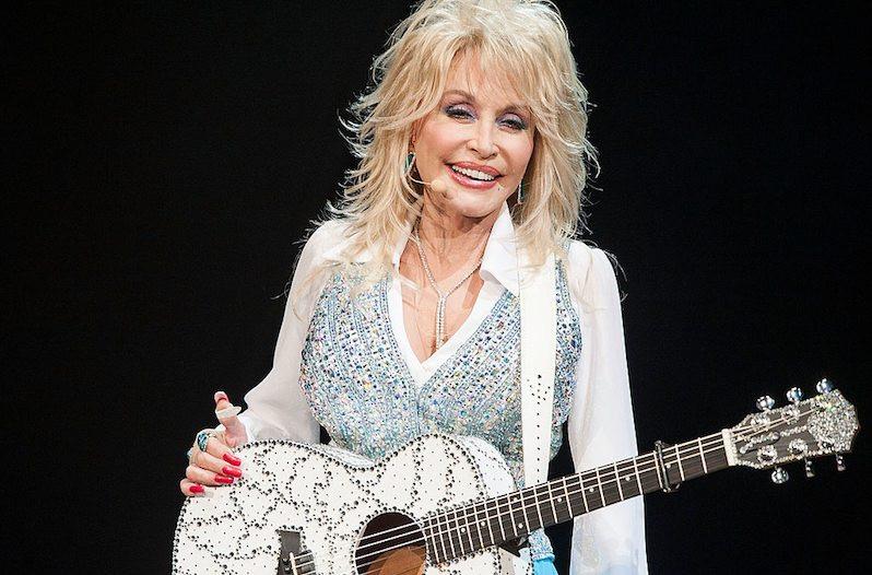 Hard Candy Christmas Trisha Yearwood  Dolly Parton Garth Brooks and Trisha Yearwood Tapped for
