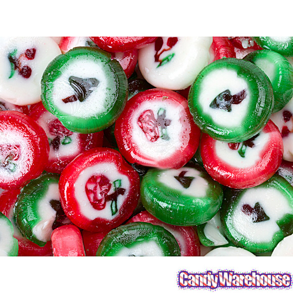 Hard Rock Candy Christmas  Brach s Cut Rock Candy 9 5 Ounce Bag