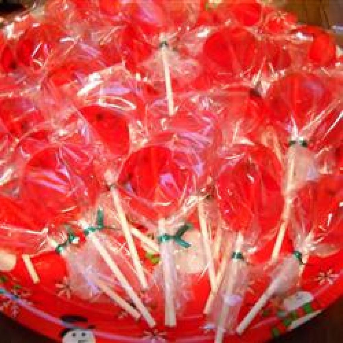 Hard Rock Candy Christmas  Hard Rock Candy Recipe
