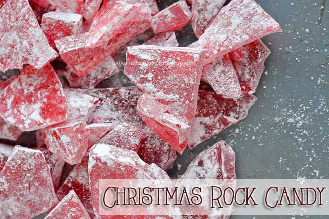 Hardrock Candy Christmas  7 Fantastic Rock Candy Recipes CandyStore