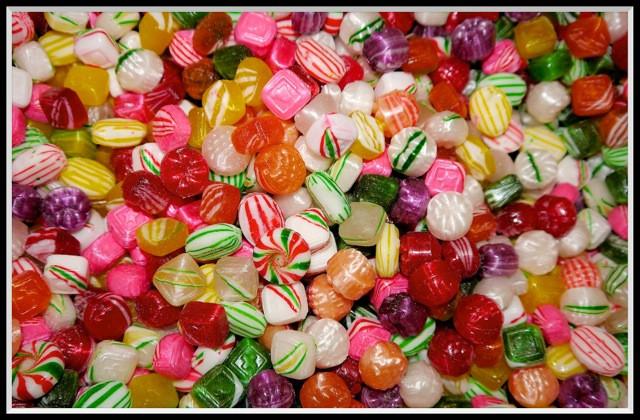 Hardrock Candy Christmas  Christmas Theme Chocolates Sanborns Can s Hampton NH