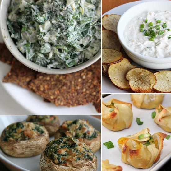 Healthy Christmas Appetizers For Parties  Healthy Appetizers