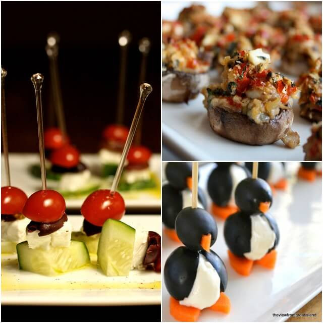 Healthy Christmas Appetizers For Parties  100 Healthy Holiday Appetizer Recipes Cocktail Party