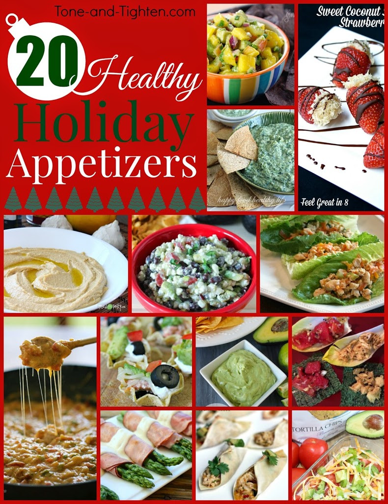 Healthy Christmas Appetizers For Parties  20 Healthy Holiday Appetizers – The perfect healthy snacks