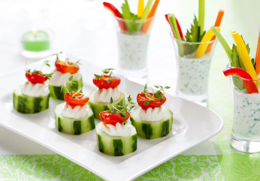 Healthy Christmas Appetizers For Parties  Healthy eating for the holidays – News from Cooperative