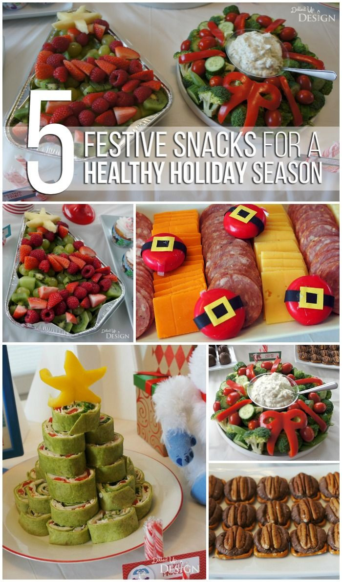 Healthy Christmas Appetizers For Parties  Healthy Holiday Party Food