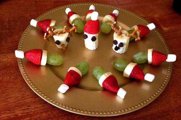 Healthy Christmas Snacks For Kids  Healthy Christmas Snacks for you and for the kids Gym Bunny