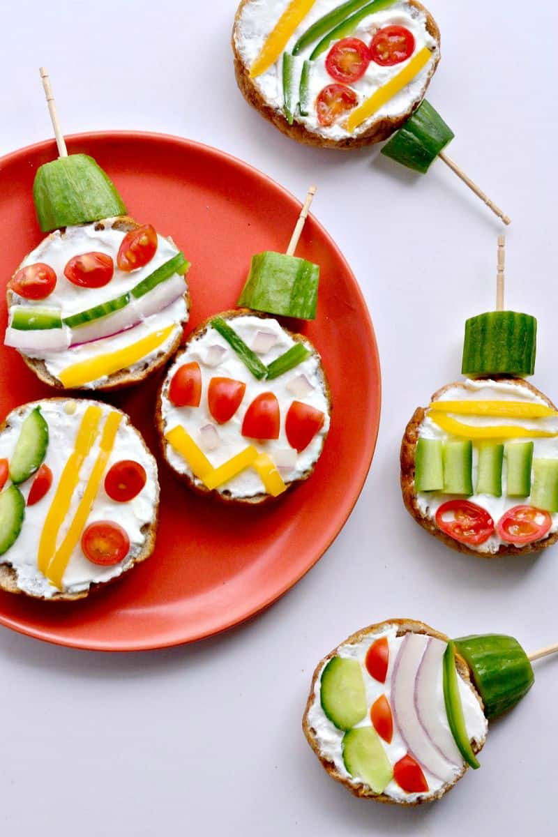 Healthy Christmas Snacks For Kids  13 CUTE AND HEALTHY CHRISTMAS SNACKS FOR KIDS