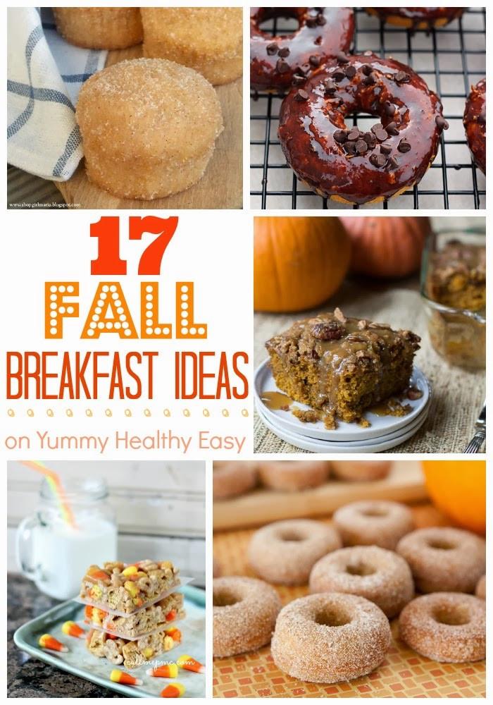 Healthy Fall Breakfast Recipes  17 Fall Breakfast Recipes Yummy Healthy Easy