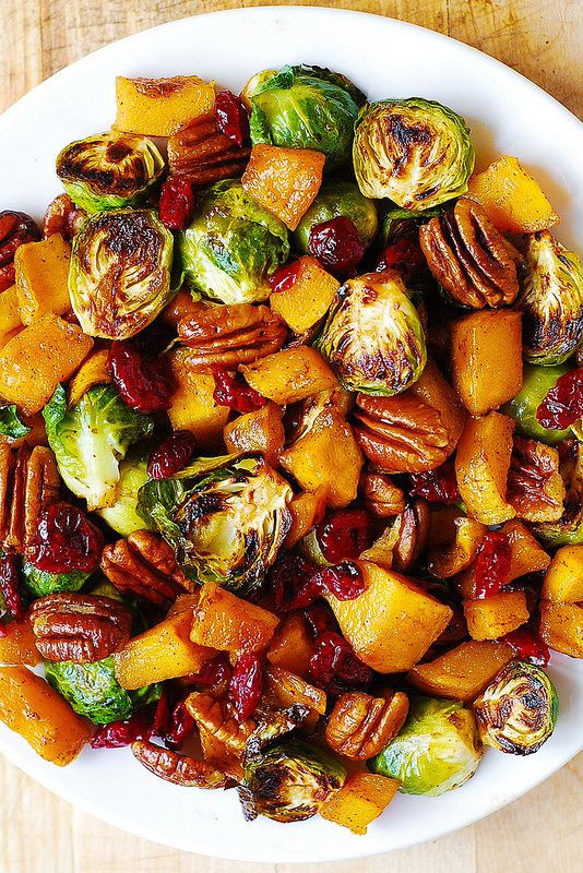 Healthy Side Dishes For Thanksgiving  30 Healthy Holiday Side Dishes