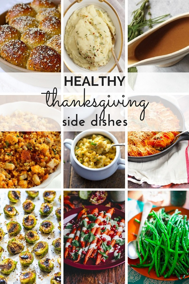Healthy Side Dishes For Thanksgiving  Healthy Thanksgiving Side Dishes Healthy Heart RD