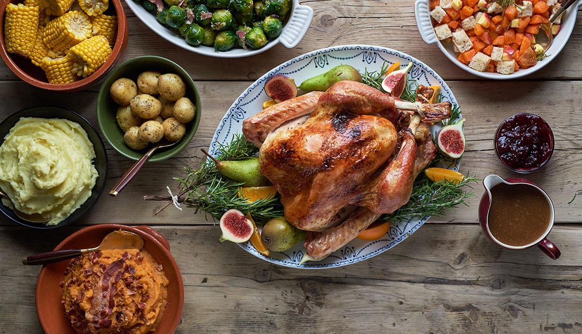 Heb Thanksgiving Dinner  Thanksgiving dinner