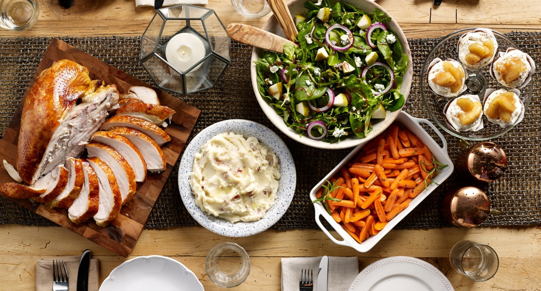 Heb Thanksgiving Dinner  Thanksgiving Recipes & Food Menus