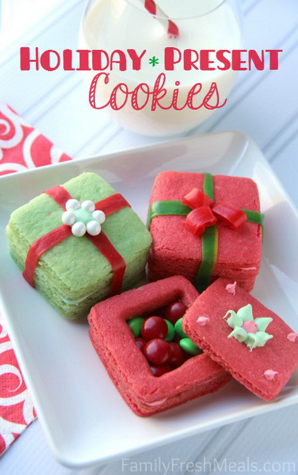 Holiday Baking Ideas Christmas  30 Best Christmas Cookie Ideas 2017
