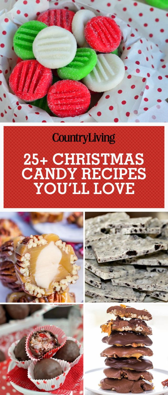 Homemade Christmas Candy Recipes  565 best Candy images on Pinterest