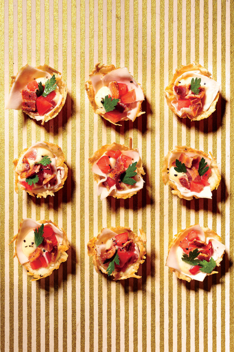 Hot Christmas Appetizers  Holiday Appetizer Recipes Southern Living