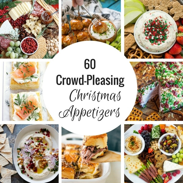 Hot Christmas Appetizers  60 Christmas Appetizer Recipes Dinner at the Zoo