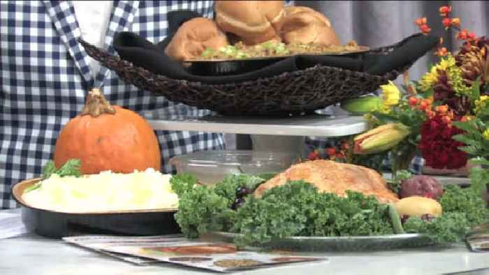 Hyvee Thanksgiving Dinner To Go  Hy Vee Thanksgiving Dinner 11 6 17 e News Page VIDEO