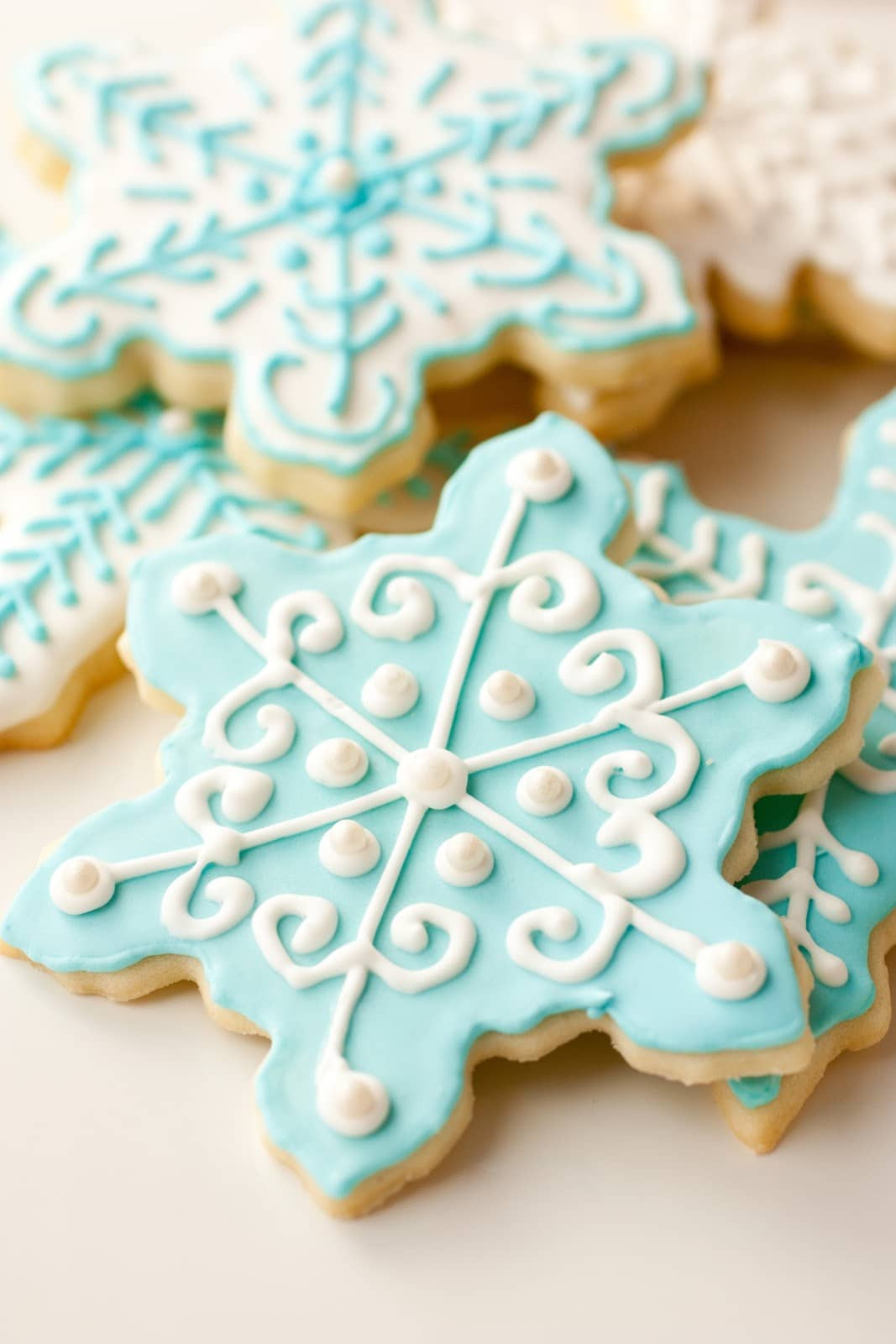 Iced Christmas Cookies  Iced Sugar Cookies Cooking Classy