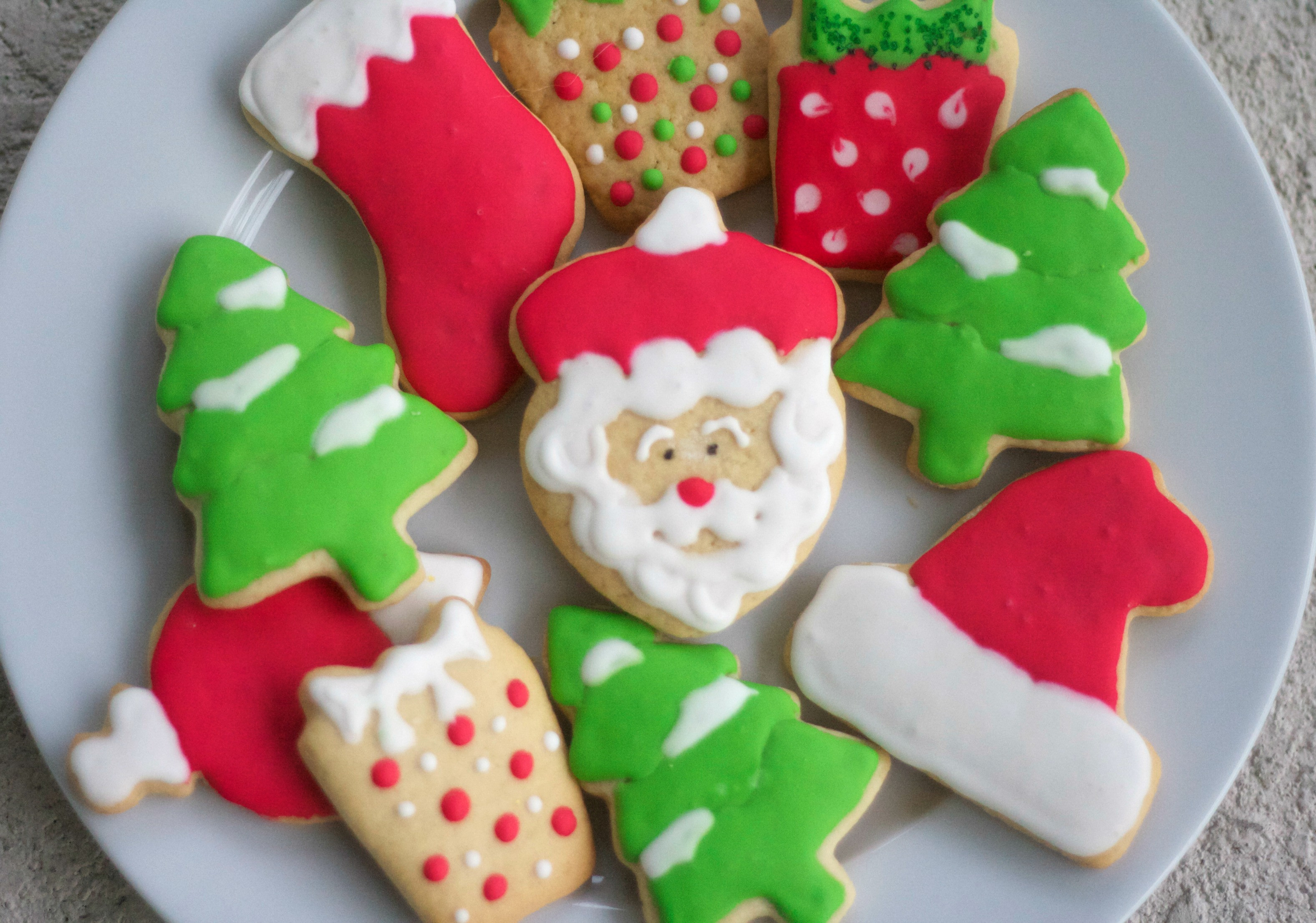 Icing For Christmas Cookies  Love Languages and Christmas Cookies