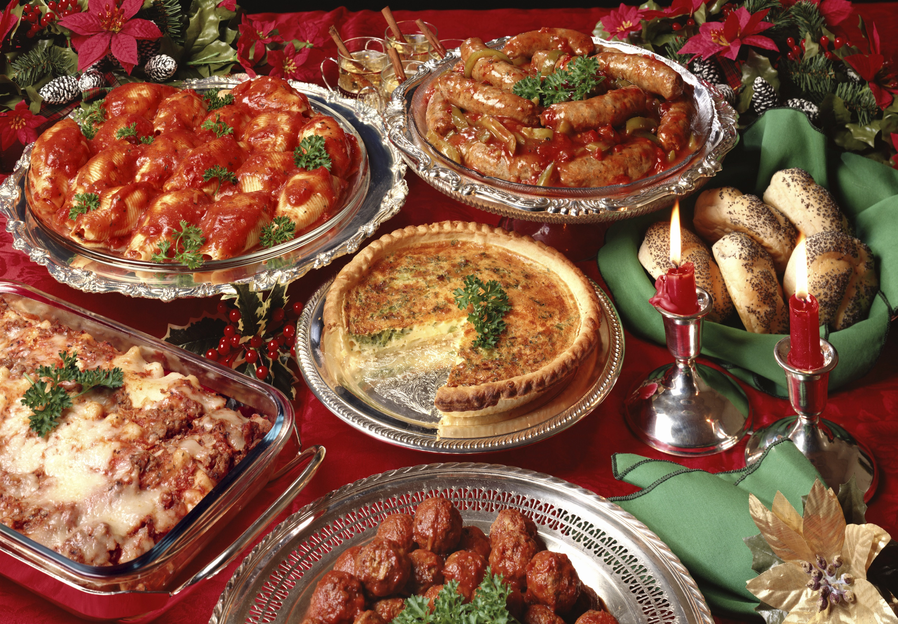 Ideas For Christmas Dinner  7 Tips to Get Through the Holidays without Overeating