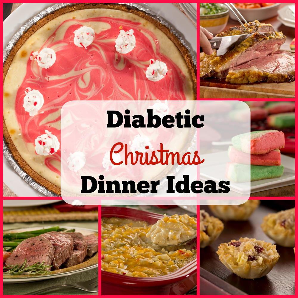 Ideas For Christmas Dinner  Diabetic Christmas Dinner Ideas 20 Festive & Healthy