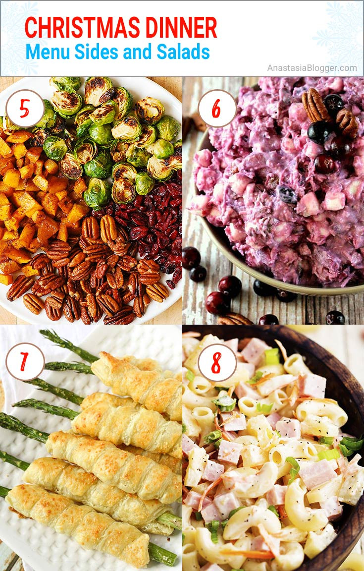 Ideas For Christmas Dinner  Best 25 Christmas Dinner Ideas Traditional Italian