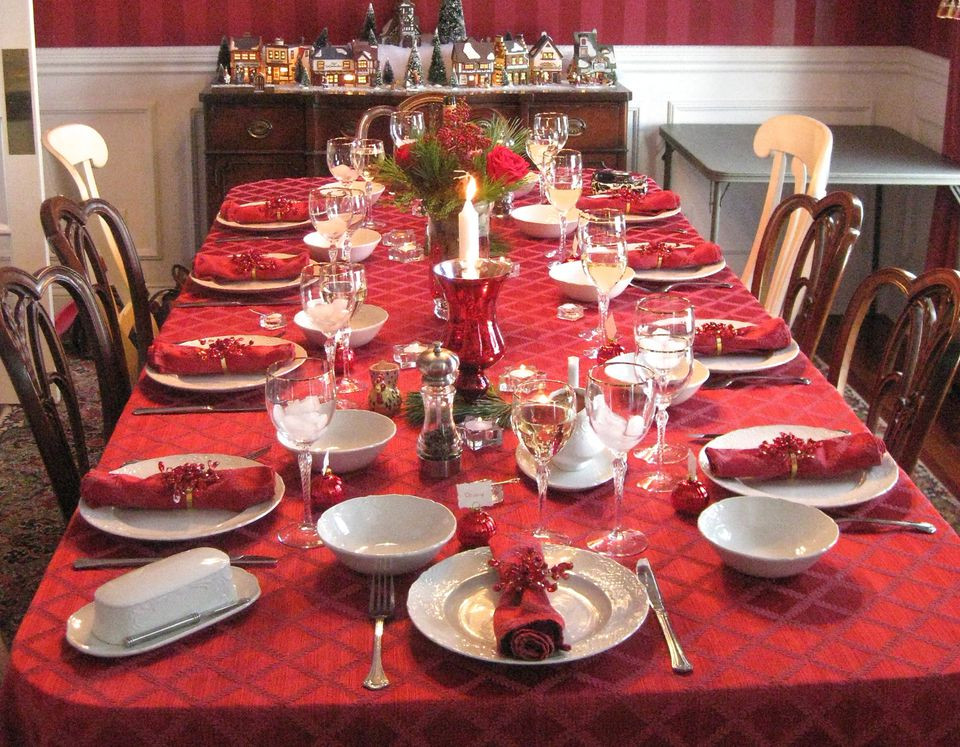 Ideas For Christmas Dinner  Christmas Dinner Menu Recipe Ideas
