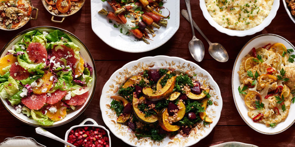 Ideas For Thanksgiving Dinner Side Dishes  How To Get Your Home Ready for Thanksgiving Dinner