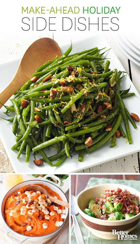 Ideas For Thanksgiving Dinner Side Dishes  Best 25 Recipes christmas side dishes ve ables ideas on