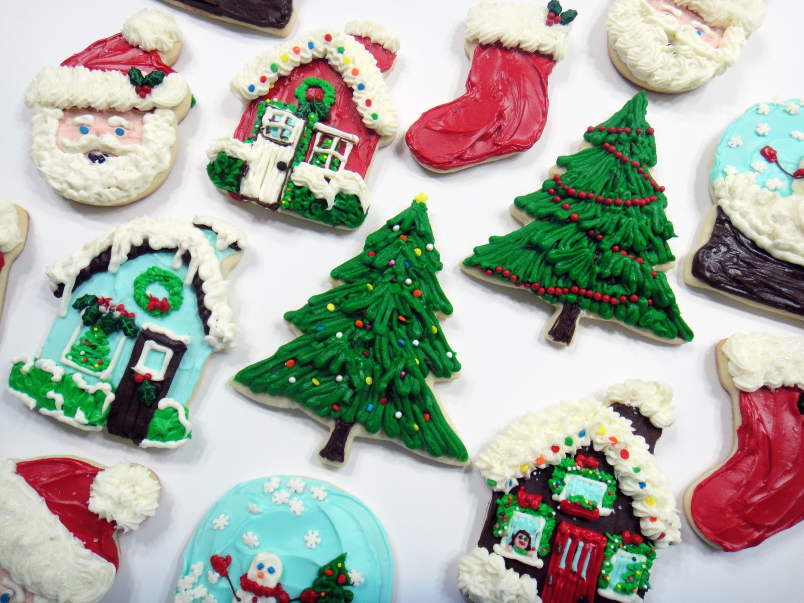 Image Of Christmas Cookies  Worth Pinning Christmas Sugar Cookies