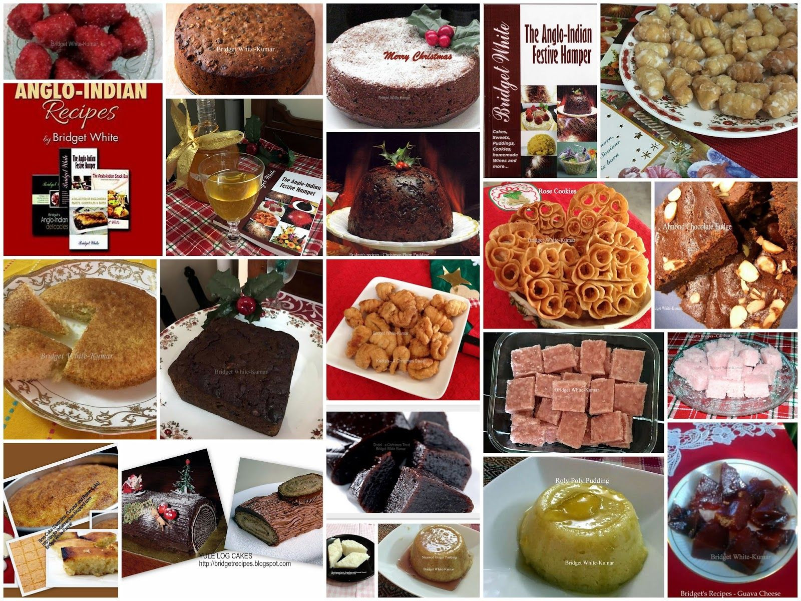 Indian Christmas Recipes  ANGLO INDIAN CHRISTMAS DELICACIES CHRISTMAS CAKE