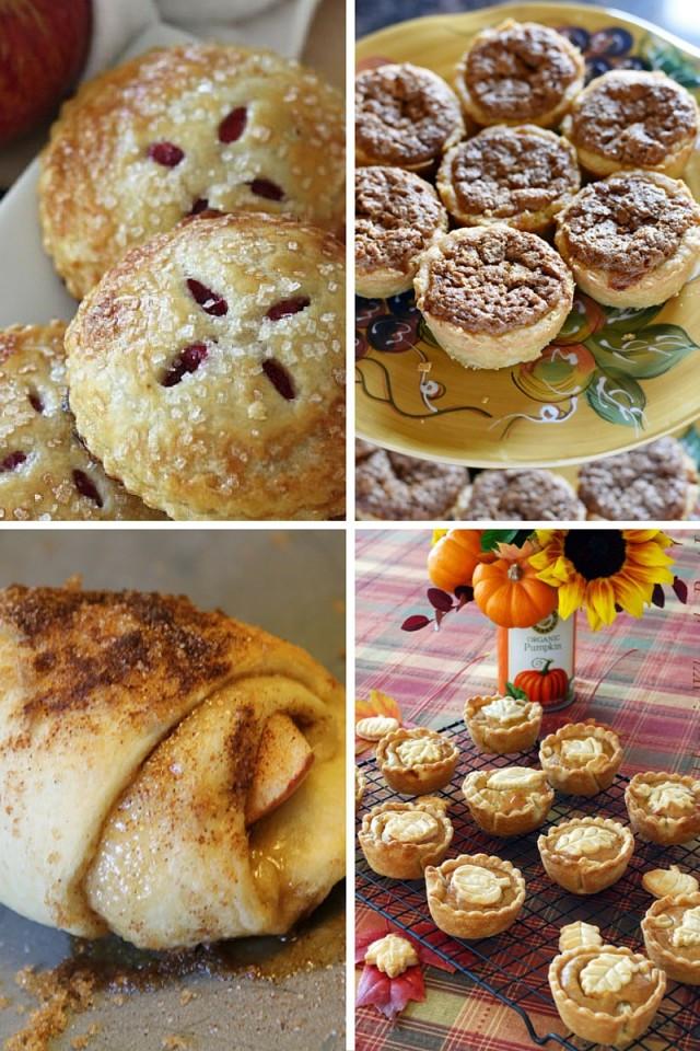 Individual Thanksgiving Desserts  Mini Thanksgiving Desserts