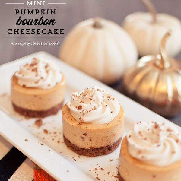 Individual Thanksgiving Desserts  14 Mini Thanksgiving Desserts You ll Want to Make Room For